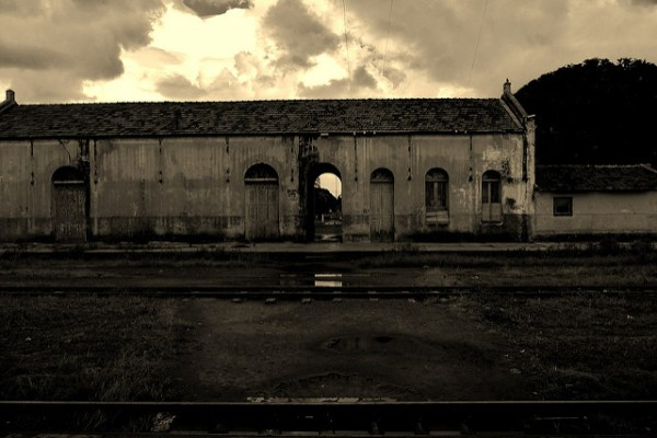 Pic of old train station