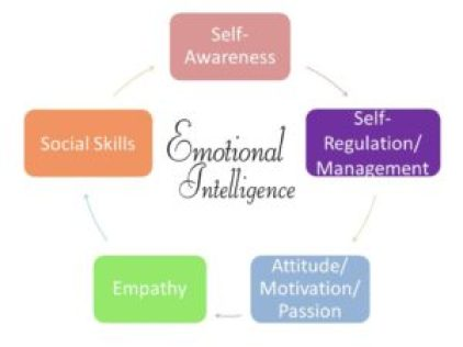 The Five Components of EQ