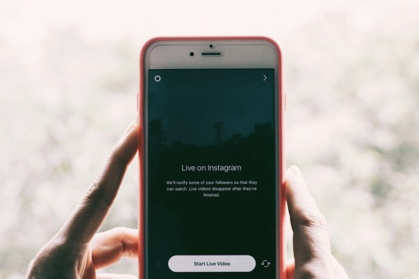 Share church experiences on Instagram