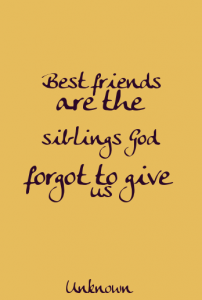 61 bff quotes expression