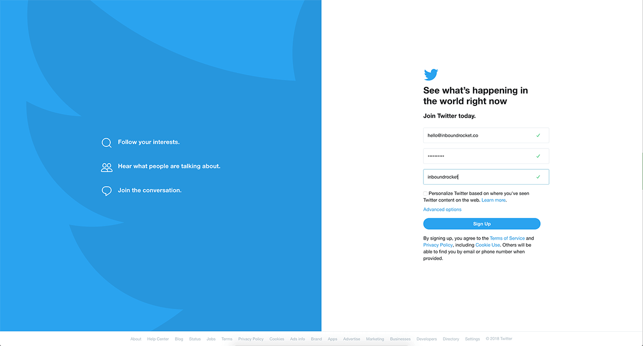 creating_a_Twitter_account_filling_in_your_email_password_and_name