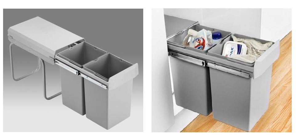 Inbouw Afvalemmer Keuken Ikea