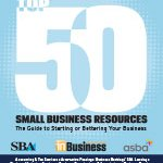 Top 50 Small Business Resources Guide