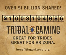 Tribal Gaming $1 Billion