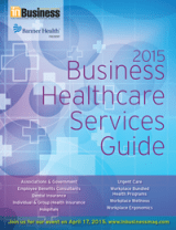 2015 Business Healthcare Services Guide