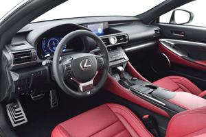 2015-Lexus-RC-350-F-SPORT-Interior