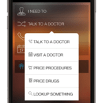 Care and Cost-Saving in Healthcare App