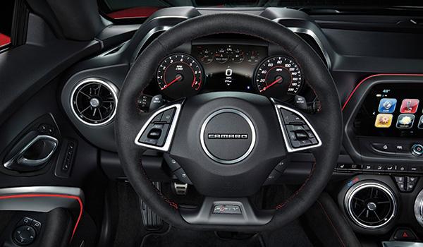 2017-Chevrolet-Camaro-ZL1-Interior