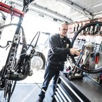 Bike Service Goes Mobile