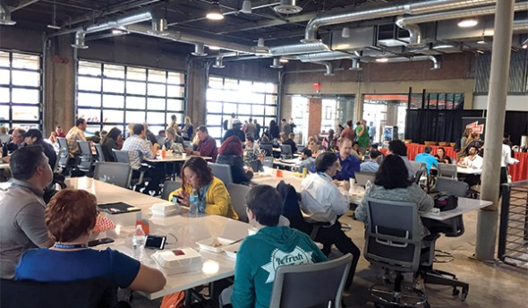Co Working Spaces Hot Trend In Commercial Real Estate