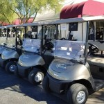Valley Golf Course Embraces Future with High-Tech Golf Cars