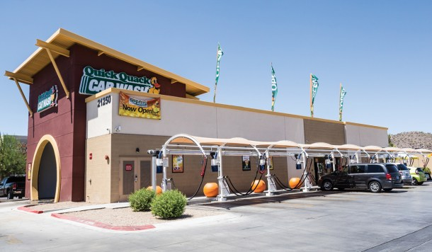 Community-Minded Car Wash - Greater Phoenix In Business Magazine