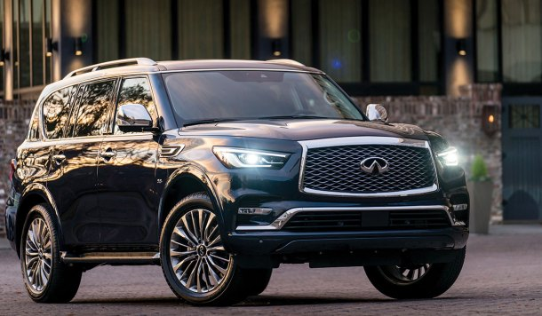 2019 Infiniti Qx80 Limited 4wd Greater Phoenix In Business Magazine