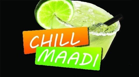 Start 'UP' the Chill Maadi way!