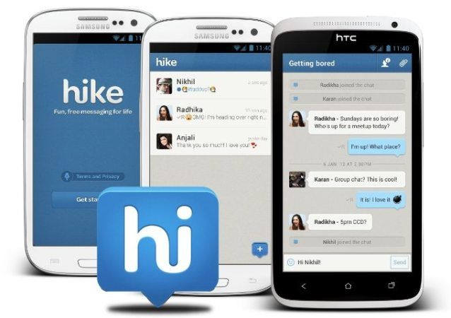 Messaging gets complete with Hike!
