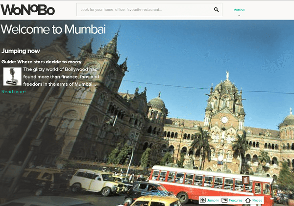 Indian mapping company Genesys International beats Google Street View with Wonobo.com