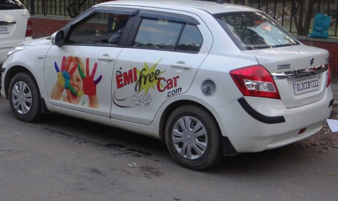 Ad(d) a car to your life with EMIfreecars