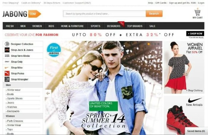 Jabong raises $100 Mn in funding, in conversation with Praveen Sinha, Co-founder, Jabong
