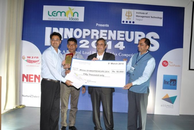 Innopreneurs 2014 brings together startups from all over the country