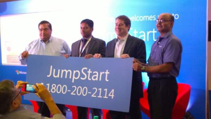 Microsoft Ventures' Initiative JumpStart to Provide Business Leads To Startups In India