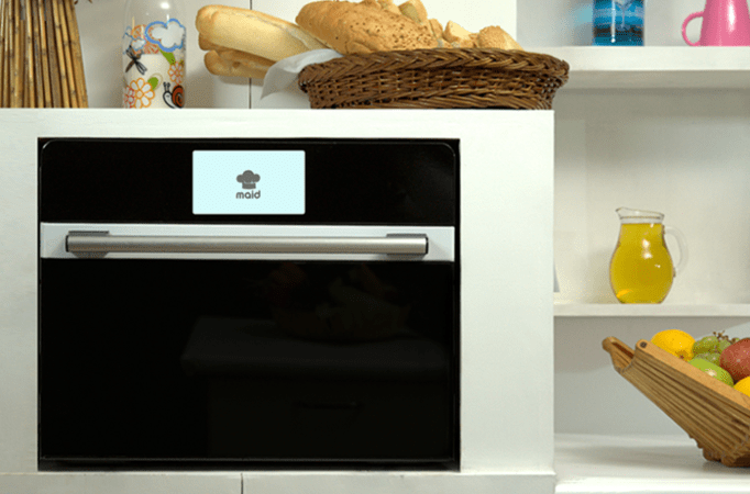 Indian Startup MAID, The Smart Oven, Gets Oversubscribed in 7 Days on Kickstarter