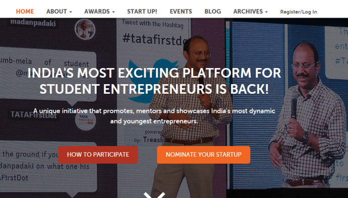 Tata Group Announces 4th Edition of Tata First Dot