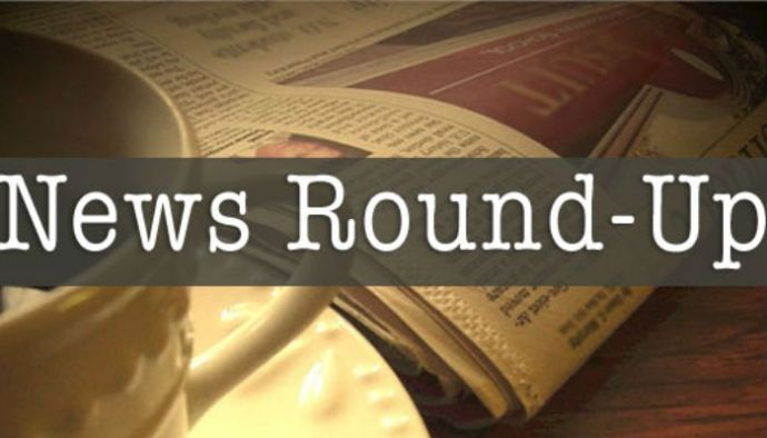News Roundup: Stories You Might have Missed [3-7 Nov]