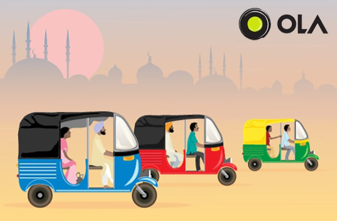 Now Pay Via Ola Money On Your Next Auto Ride Via Ola App