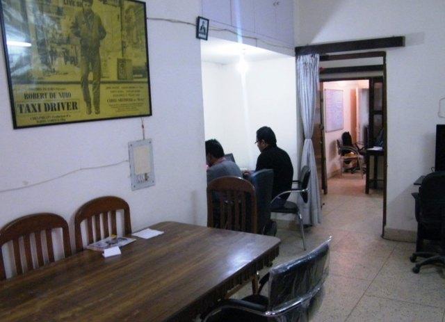 Kalkaji-Office