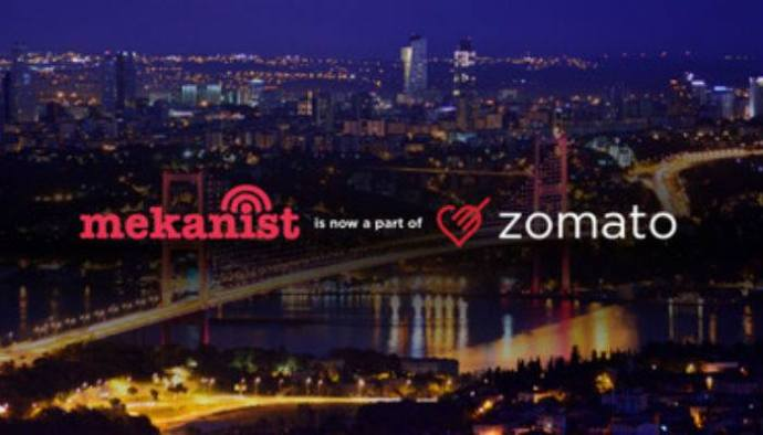 Getting Bigger: Zomato Buys Mekanist, A Turkey Based Restaurant Search Service