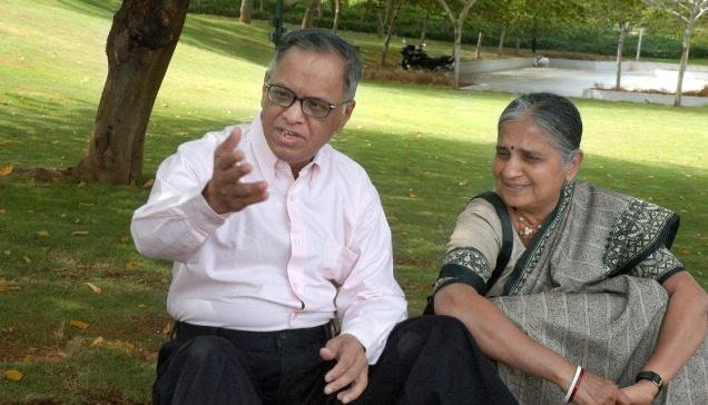 5 Things Every Entrepreneur Can Learn About Marriage From Narayan & Sudha Murthy