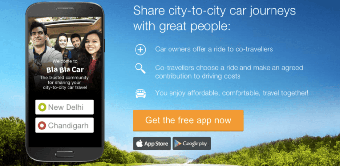 Amid Worrying Taxi Norms, BlaBlaCar Enters Indian Market