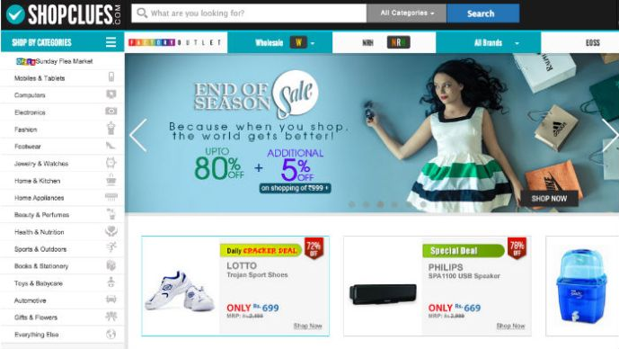 Ecommerce Boom: Online Marketplace Shopclues Gets $100 Mn From Tiger Global & Existing Investors
