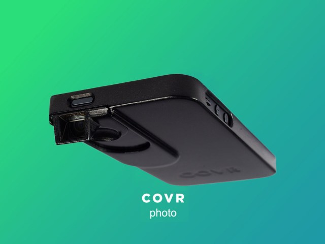 covr featured