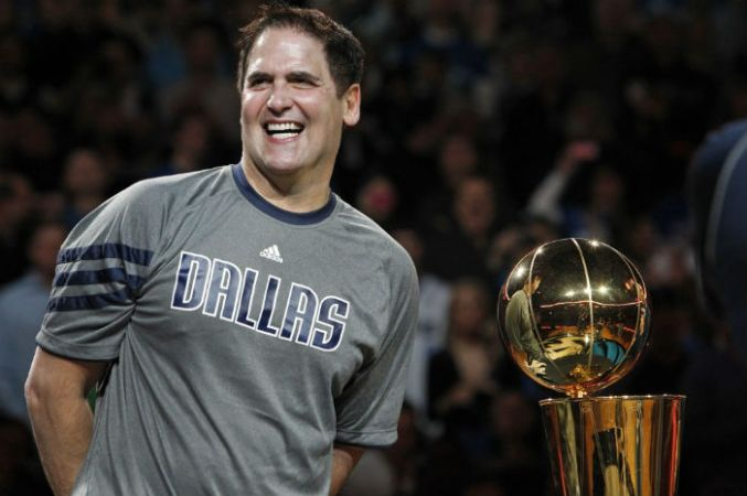 The Self Made Man Who Likes To Live BIG: 11 Quotes From Mark Cuban