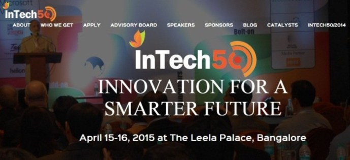 Meet The 20 Startups That Made It To The InTech50 2015's Fourth & Fifth Batch