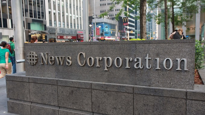 Media Conglomerate News Corp Acquires Tech Media Startup VCCircle Network