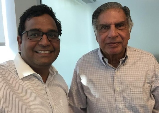 Guess The Company That Ratan Tata Has Just Invested In