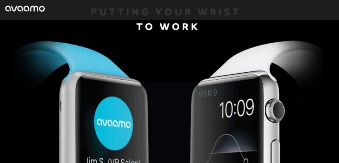 Putting Your Wrist To Work –  Startup Avaamo Unveils Business Messaging App On Apple Watch