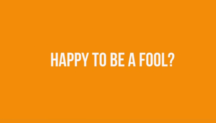 Entrepreneurs Say They Are Happy To Be Fools In This Video