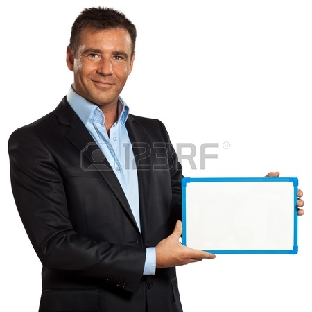 7. one-caucasian-business-man-holding-showing-whiteboard-in-studio-isolated-on-white-background