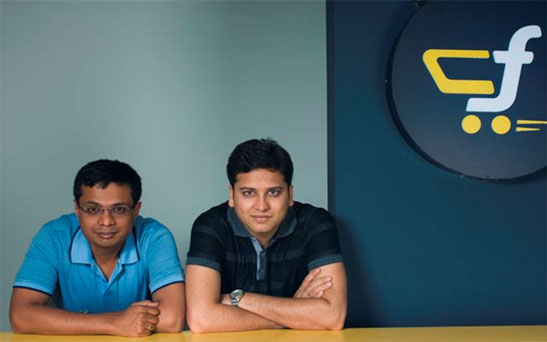 Billionaires Turn Delivery Boys: Flipkart Founders Sachin & Binny Bansal Are Out For Delivery Today!