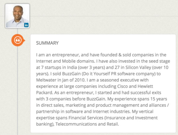 Profile on Mentii.com—Claims Founded and Sold 3 Companies Before BuzzGain