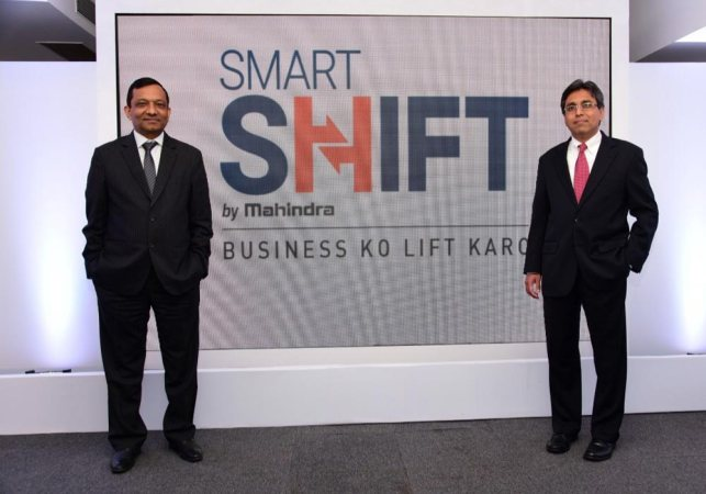 Mahindra Launches Digital Marketplace SmartShift For Intra City Movement Of Cargo
