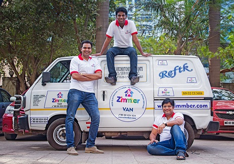 """"""" The Next Indian Unicorn Will Be From The Home Services Industry"""" : Anubhab Goel, CEO Zimmber"""