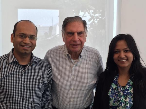 Ratan Tata Invests In Tracxn