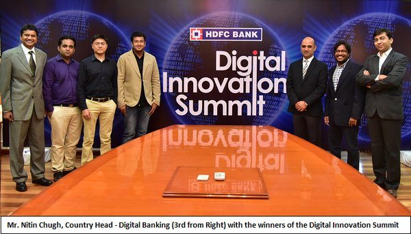 Meet The Five Fintech Startups Who Won At The HDFC Bank's Digital Innovation Summit