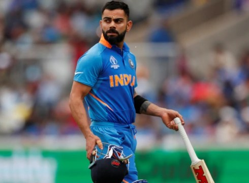 Virat Kohli: Always In Startup Mode