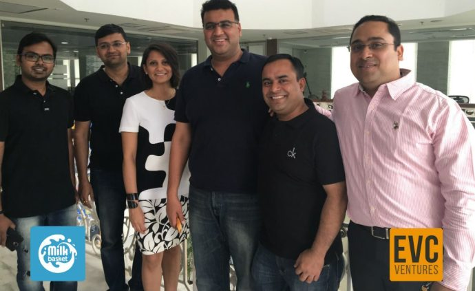 Micro-Delivery Startup Milkbasket Rakes In $500K Pre-Series A From EVC Ventures And Others