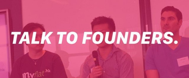 talk to founders